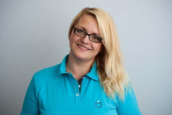 Karina Oledzka - Mitarbeiterin im Team von Dr. Richter - Zahnarzt Hamburg